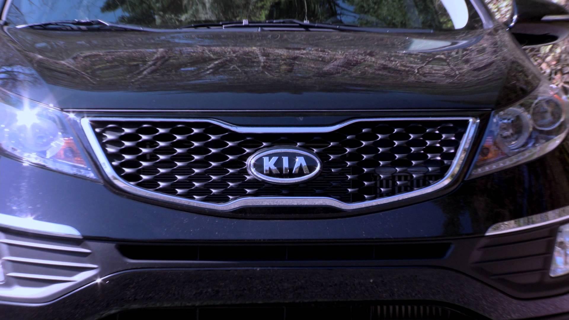 Preview Of The Kia Sportage SX Turbonbsp