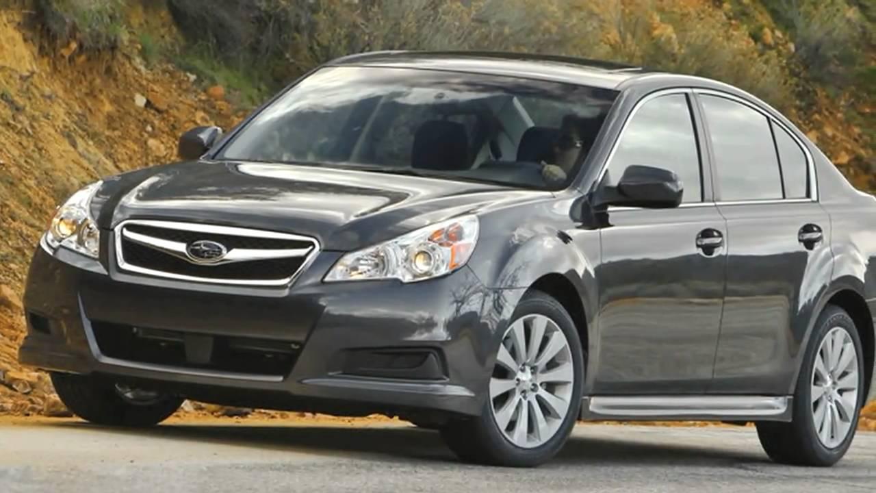2010 Subaru Legacynbsp
