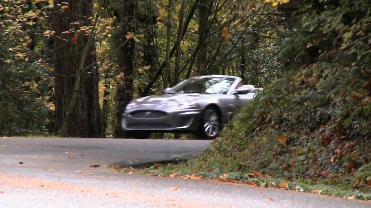 Two Road Trip Cars Infiniti QX56 And The Jaguar XKRnbsp