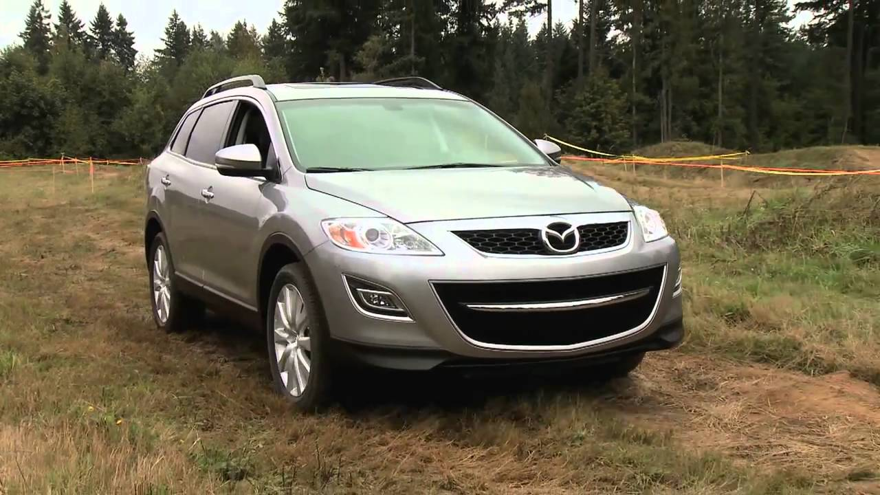 First Look At The Mazda CX9 With Nik J Miles At Mudfestnbsp