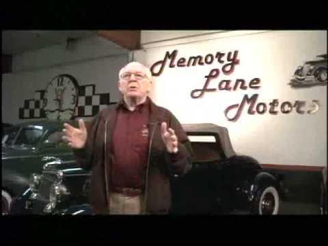 Classic Cars at Memory Lane Motorsnbsp