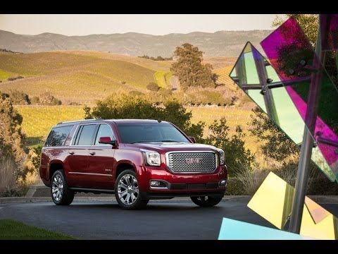 FIRST TEST DRIVE OF THE 2015 GMC YUKONnbsp