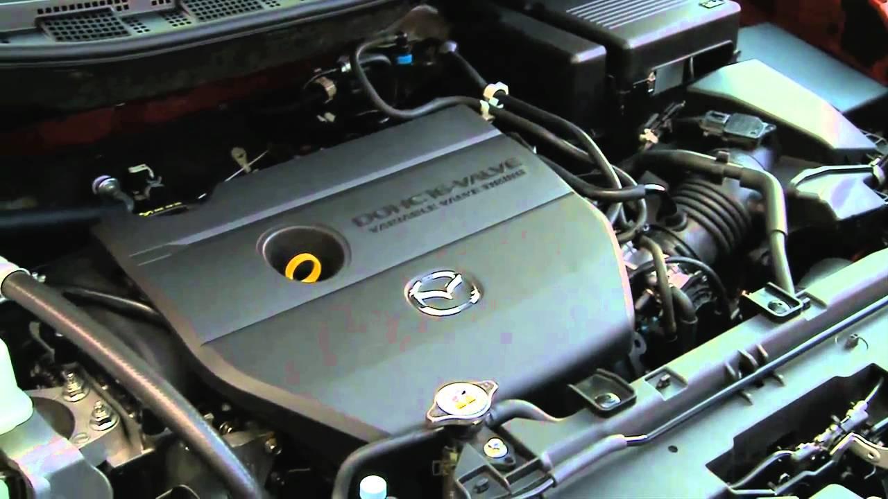 A Look At The Mazda Mazda5nbsp