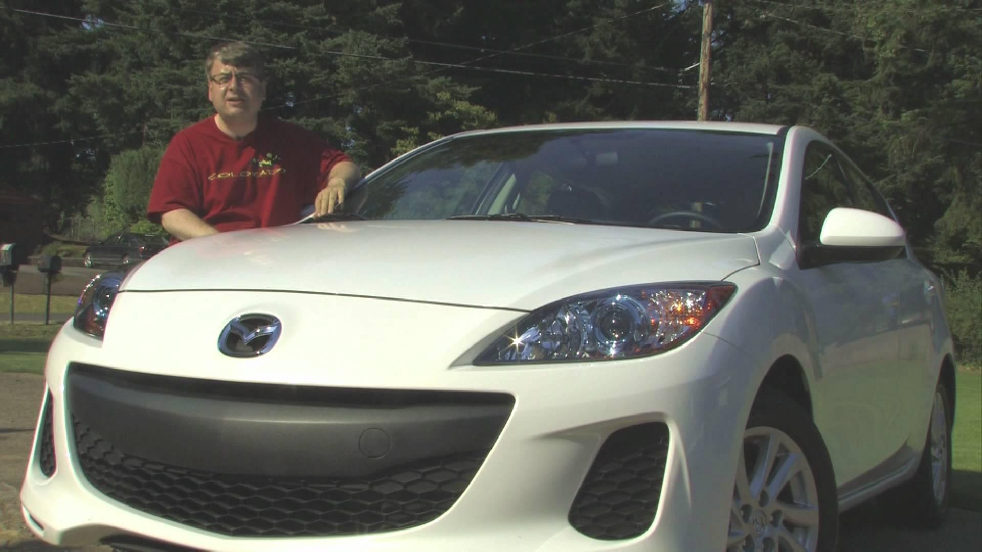 2012 Mazda3 with Skyactivnbsp