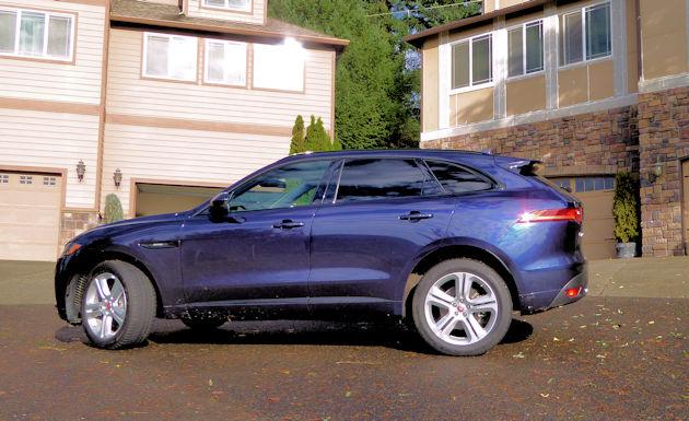 2017 Jaguar FPace Test Drivenbsp