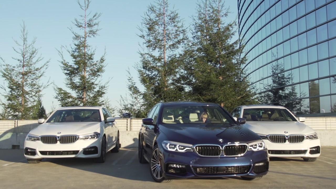 2018 BMW 5 Series First Drivenbsp