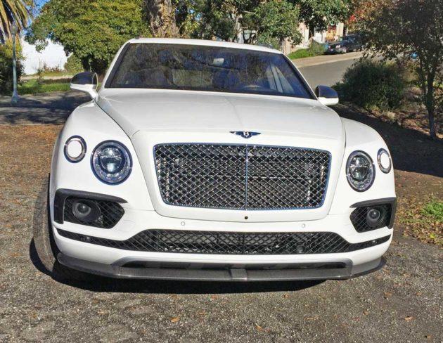 Bentley-Bentayga-Nose