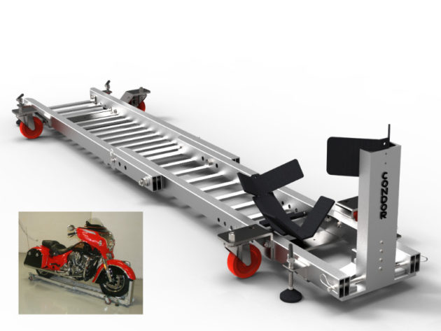Condor Motorcycle Garage Dolly