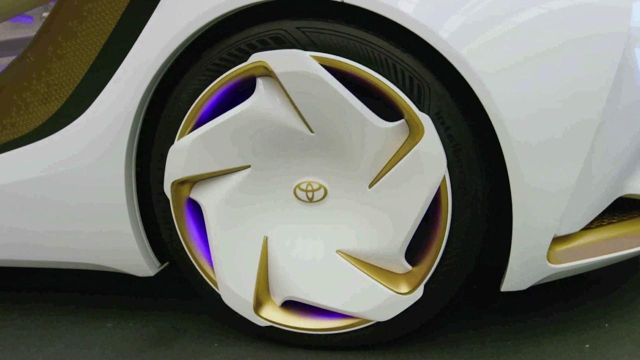 Toyota Concept inbsp
