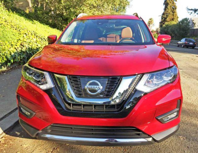 Nissan-Rogue-SL-AWD-Nose