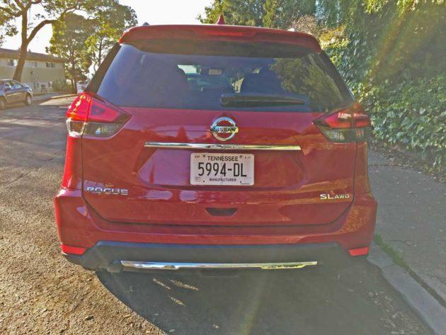 Nissan-Rogue-SL-AWD-Tail