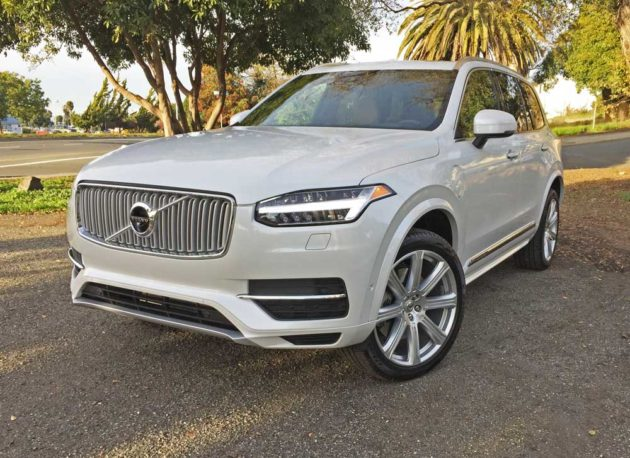 2017 Volvo XC90 T8 Inscription Test Drive