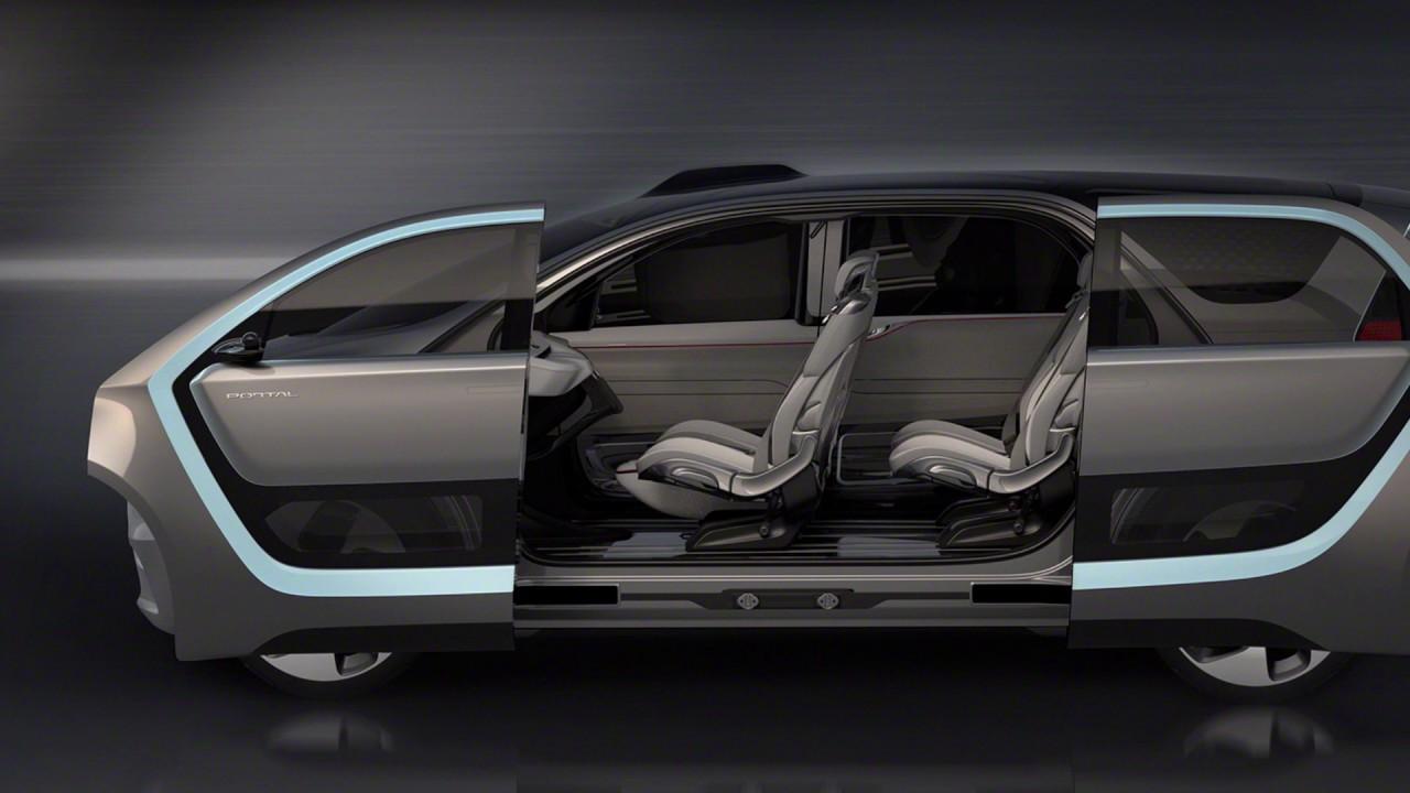 Chrysler Portal Conceptnbsp