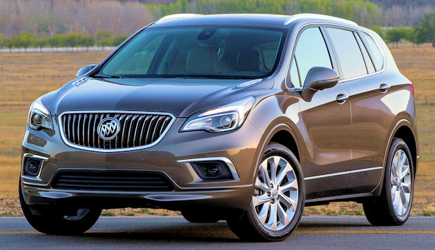 2017 Buick Envision Test Drivenbsp