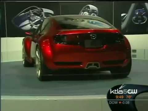 OC Auto Show 8211 Split Video Pickup from segment 1nbsp