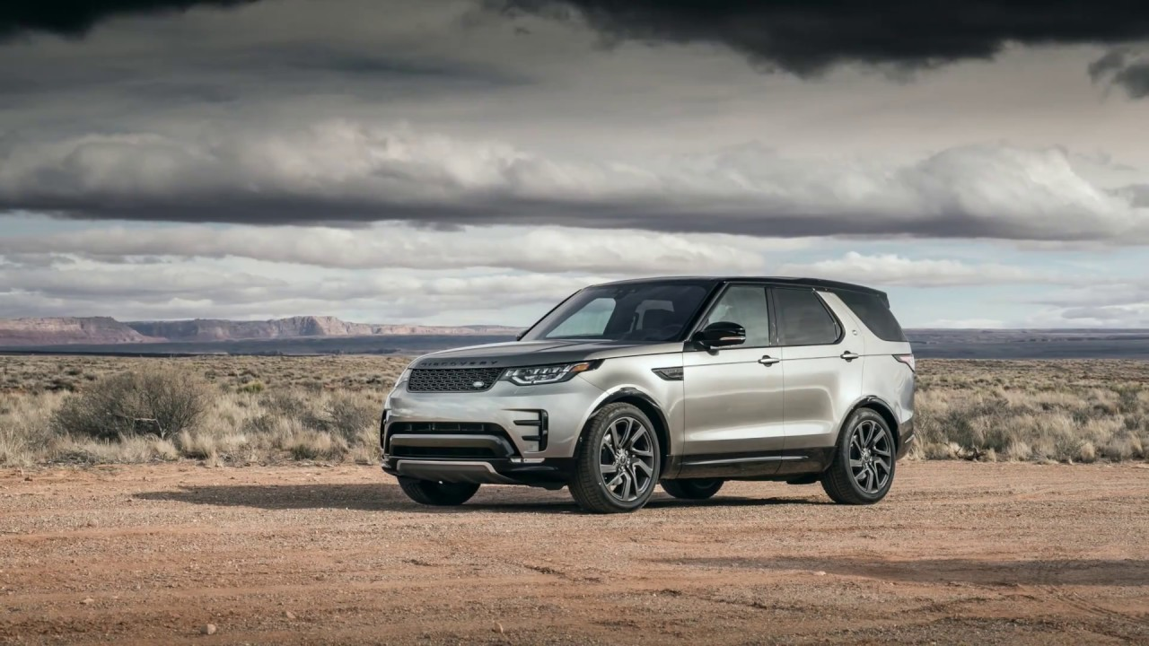 First Drive 2017 Land Rover Discoverynbsp