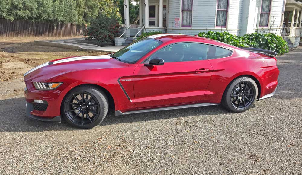 2017 Ford Shelby Gt350 Mustang Test Drive Our Auto Expert