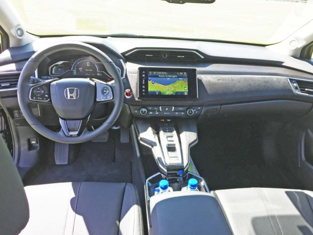 Honda Clarity Fuel Cell Dsh