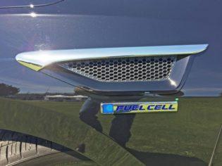 Honda Clarity Fuel Cell FF Vnt
