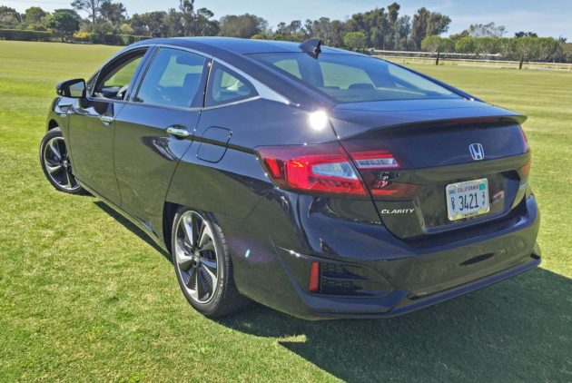 Honda Clarity Fuel Cell LSR