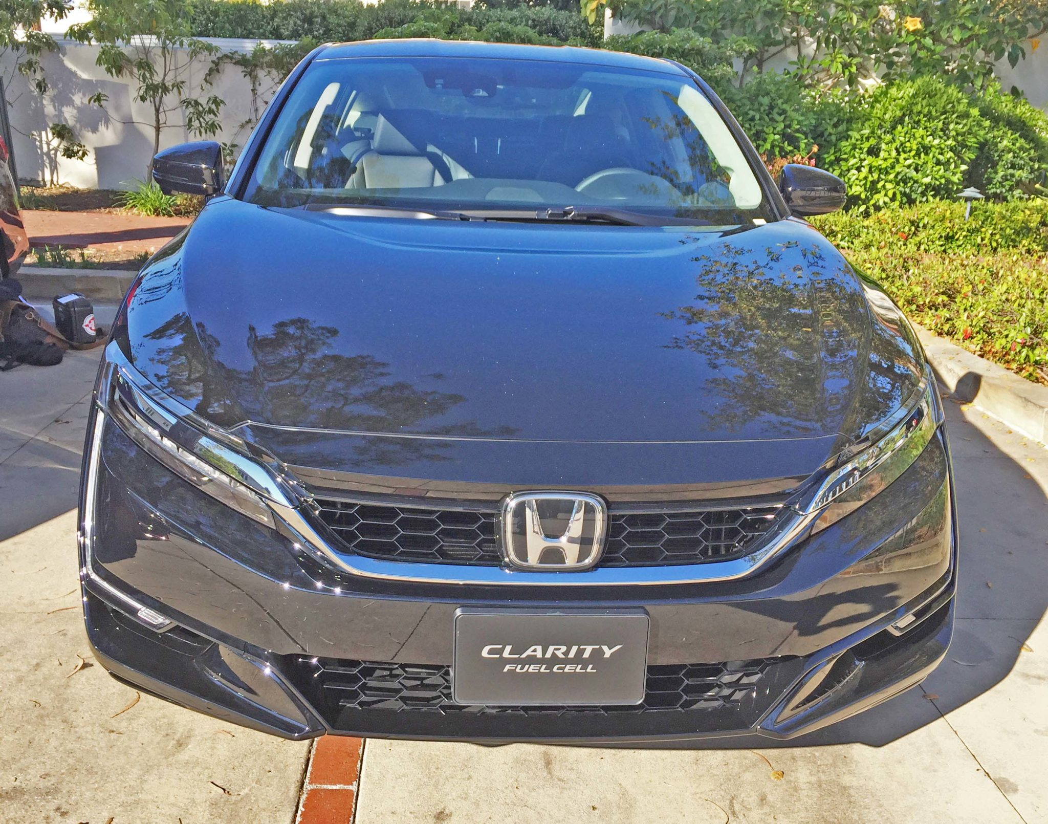 Honda Clarity Fuel Cell Nose
