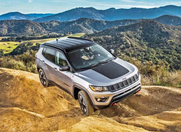2017 Jeep Compass Trailhawk 4 215 4 Test Drive Our Auto Expert