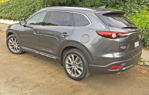 Mazda-CX-9-LSR