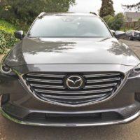 MazdaCX9Nosenbsp