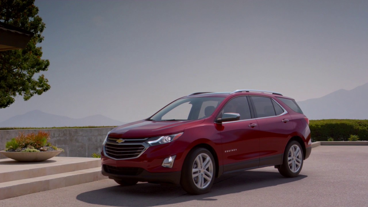 FIRST DRIVE 2017 CHEVY EQUINOXnbsp
