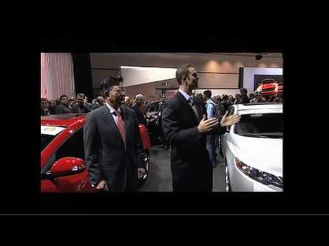 NADAguides com Car of the Year 8211 LA Auto Shownbsp