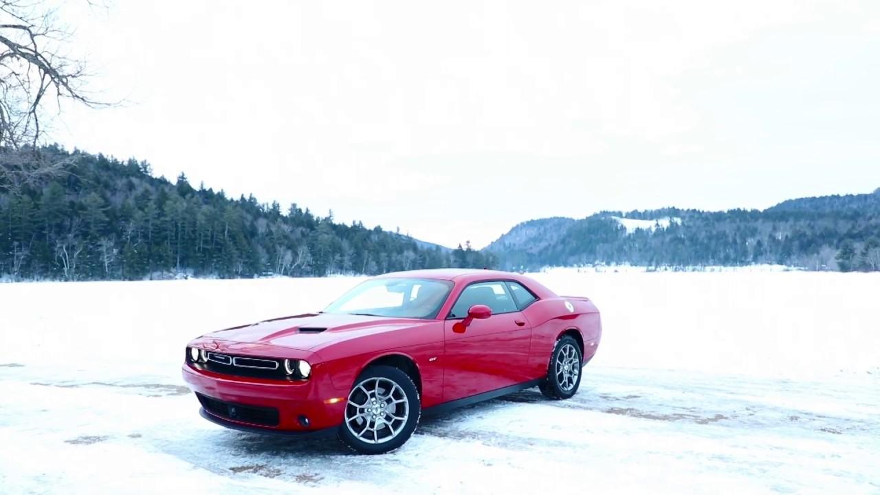 Dodge Challenger GT First Drivenbsp