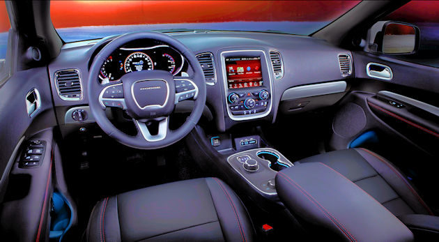 2017 Dodge Durango Test Drive Our Auto Expert