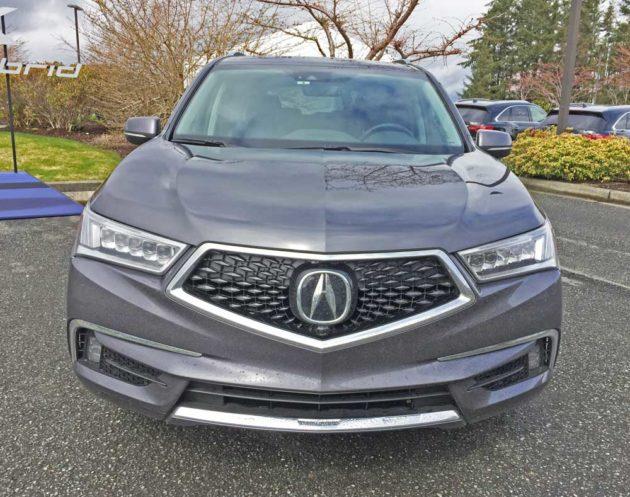 Acura-MDX-Hybrid-Nose