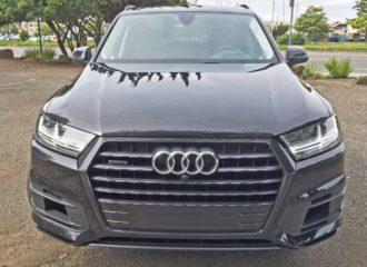Audi-Q7-3.0T-Nose