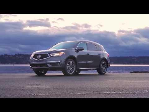 First Drive 2017 Acura MDX Hybridnbsp