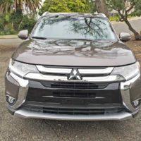 Mitsubishi-Outlander-GT-Nose