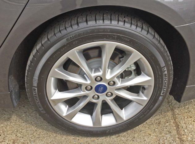Ford Fusion Energi Whl