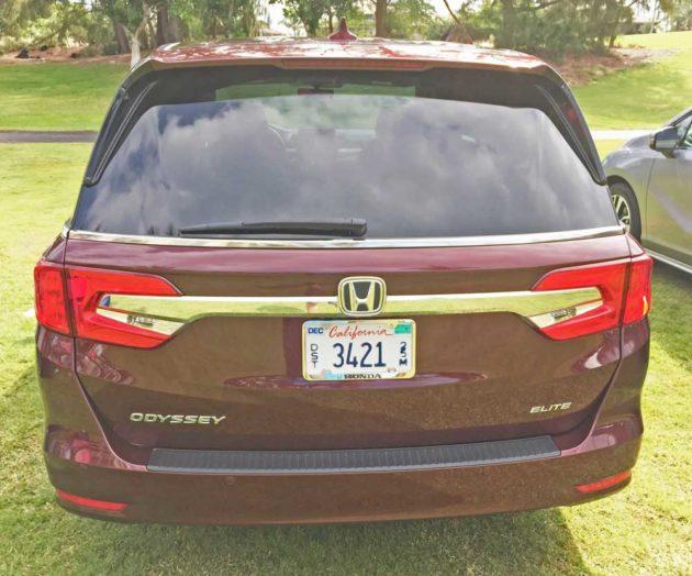 Honda-Odyssey-Tail