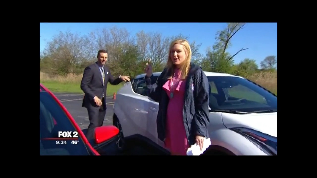 Auto Expert Mike Caudill shows hot cars for spring on Fox 2 Detroitnbsp