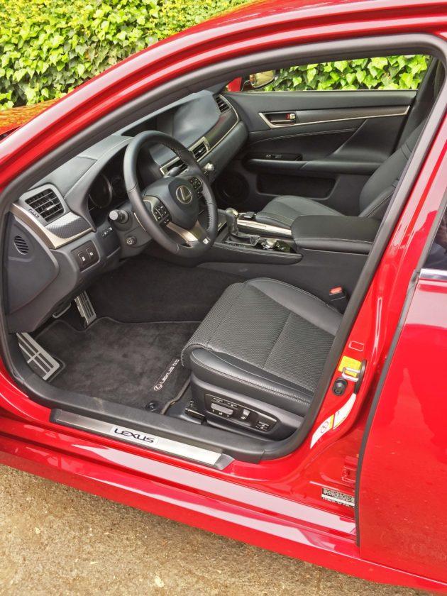 Lexus GS350 F-Sport Int