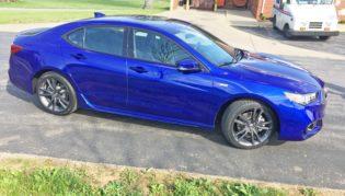 Acura TLX AS RSD
