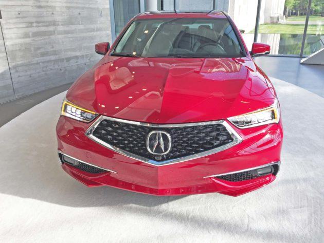 Acura TLX Adv Nose