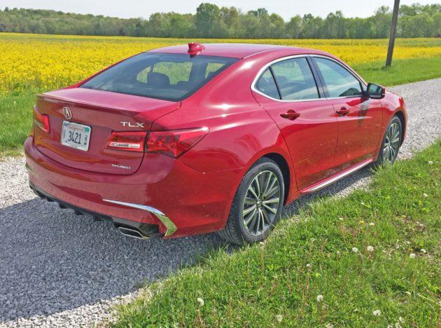 Acura TLX Adv RSR