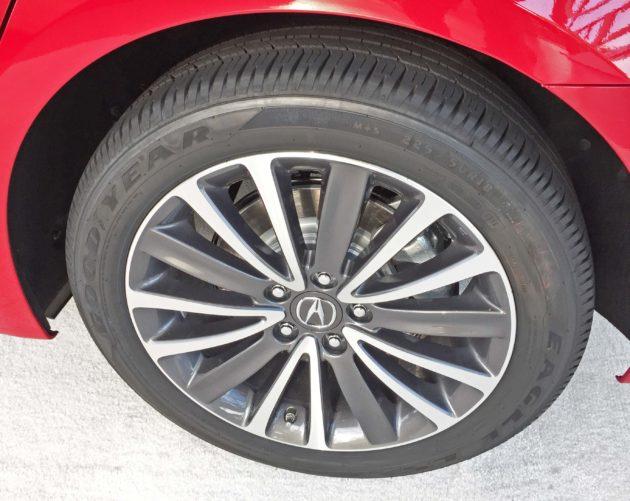 Acura TLX Adv Whl