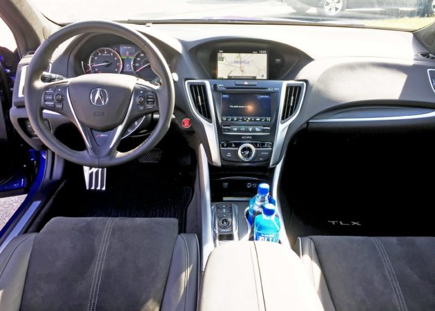 Acura TLX Dsh