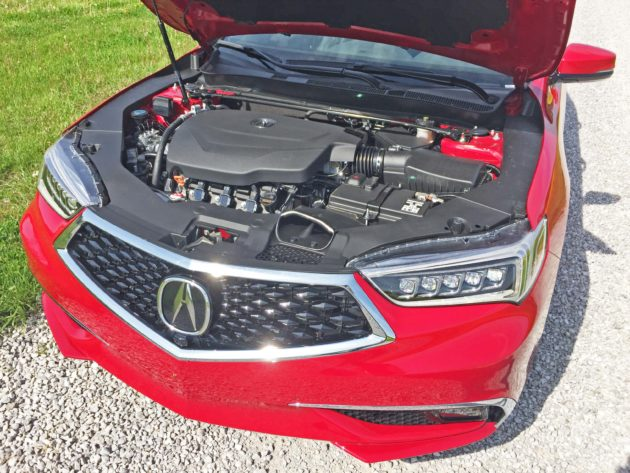 Acura TLX Eng