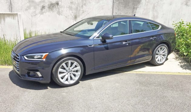Audi A5 LSFB
