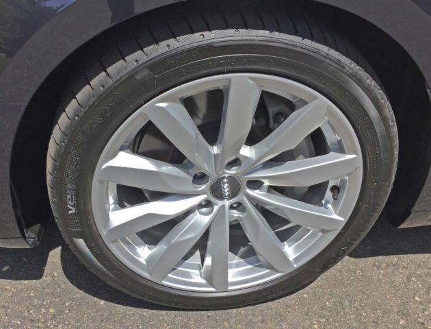 Audi A5 WhlB
