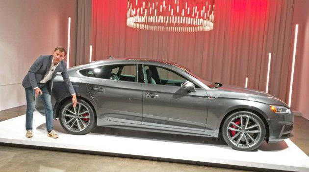 Audi S5 Dsgn