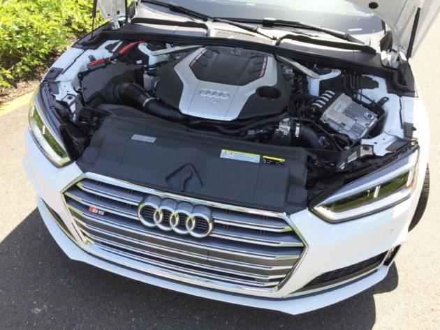 Audi S5 Eng